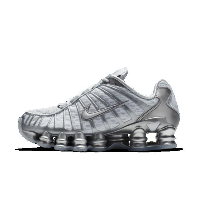 Nike Shox TL 'Silver'