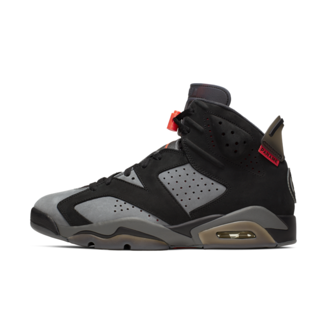 PSG X Air Jordan 6 'Iron Grey' CK1229-001