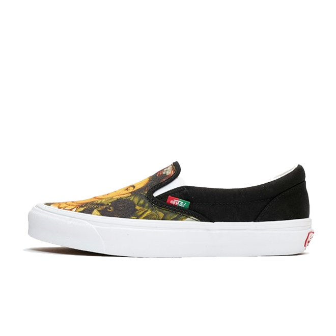 Frida Kahlo x Vans OG Slip-On LX