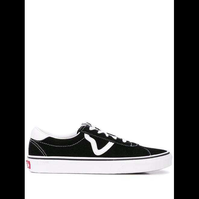 Vans suede sports shoes