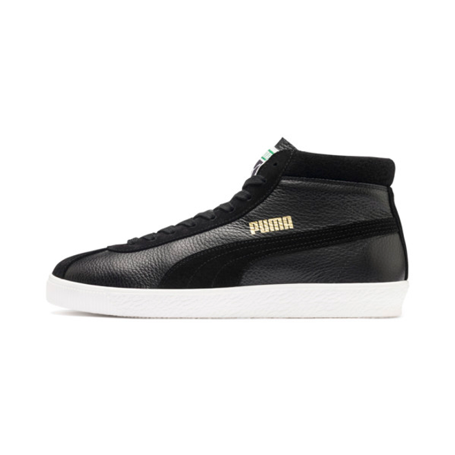 Puma Basket 68 Mid Trainers