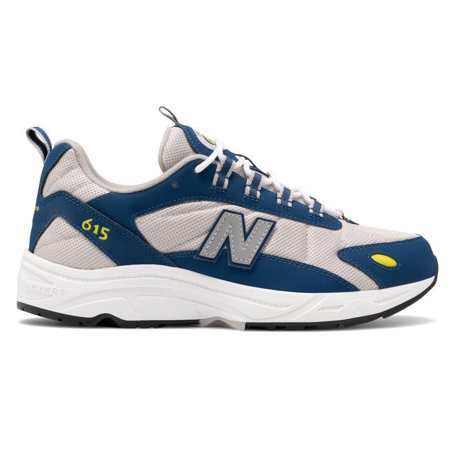 New Balance ML615NBS (White / Blue)