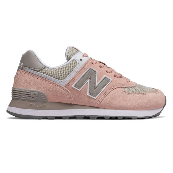 New Balance WL574NDA (Grey / Pink)
