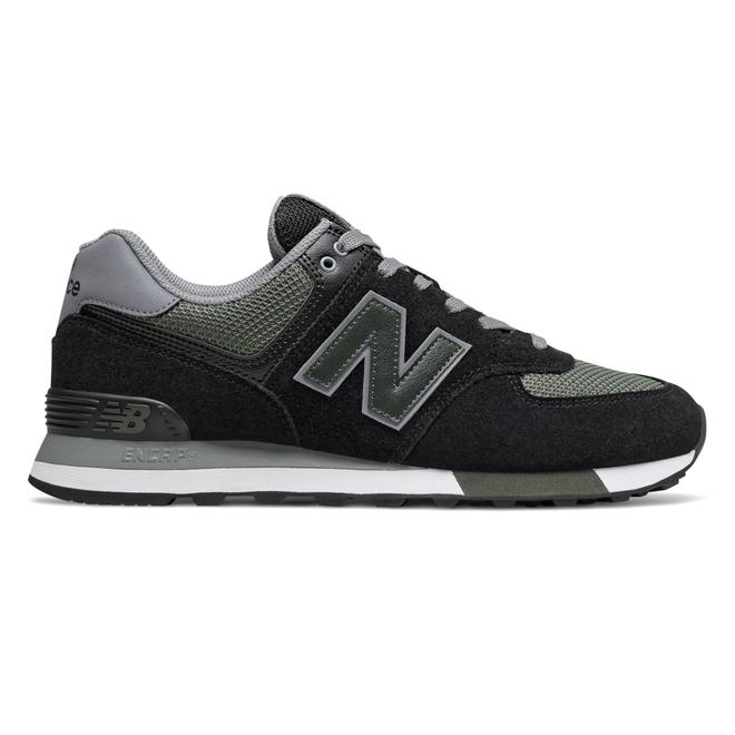 New Balance ML574FNA (Black / Green)