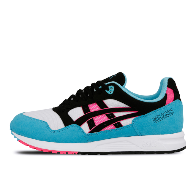Asics Gel Saga (White / Black)
