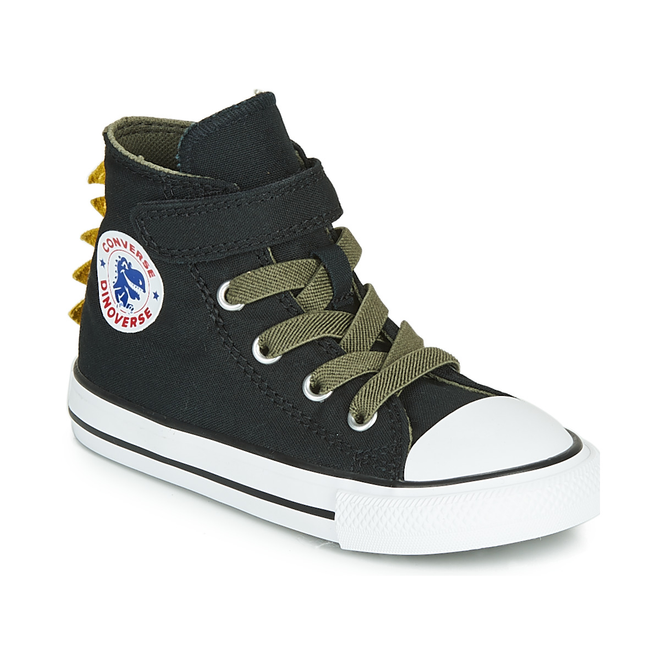 Converse CHUCK TAYLOR ALL STAR 1V DINO SPIKES CANVAS HI