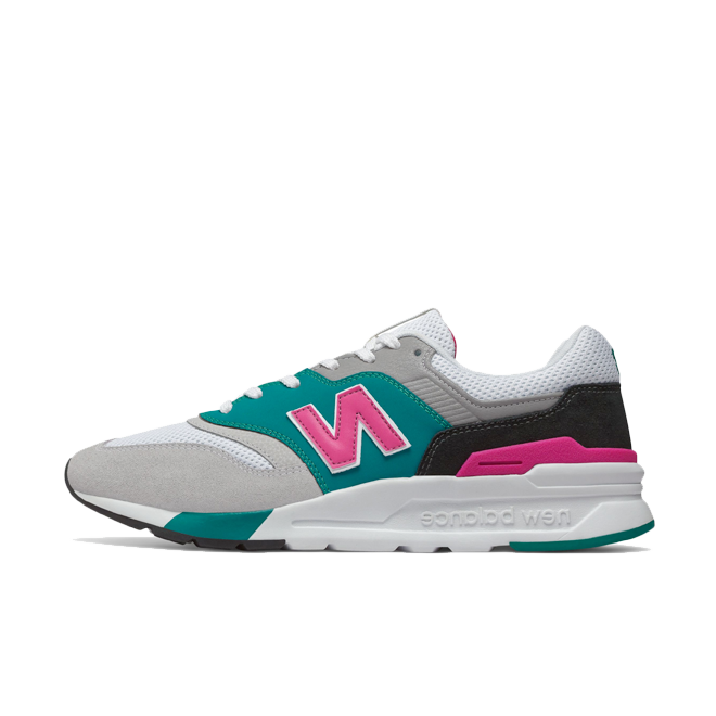 New Balance CM997HZH 'Grey/Pink'