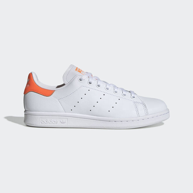 adidas Stan Smith W Ftw White/ Solar Orange/ Ftw White
