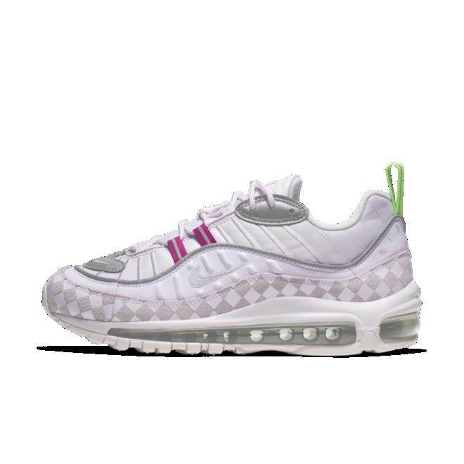 Nike WMNS Air Max 98 'Pink' zijaanzicht