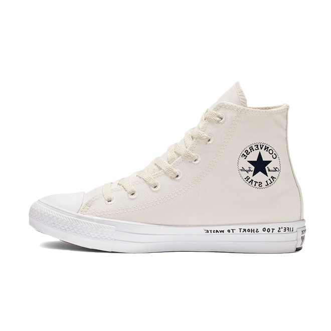 Converse Chuck Taylor All Star Recycle Hi 'Beige