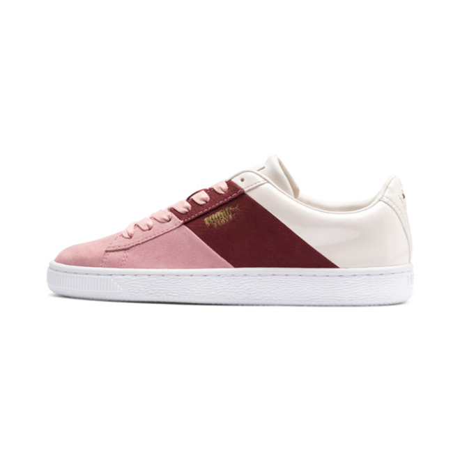 Puma Basket Remix Womens Trainers