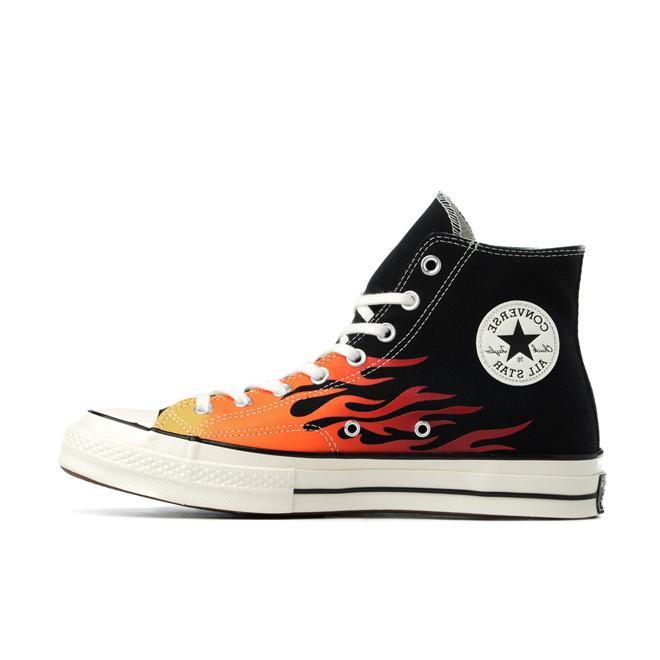 Converse Chuck Taylor All Star '70 Hi *Archive Print Remixed* (Black
