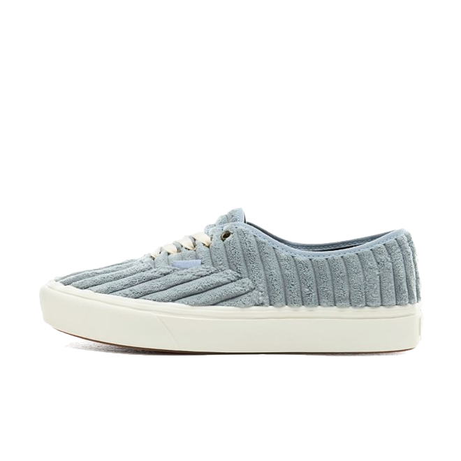 Vans UA ComfyCush Authentic Jumbo Cord 'Blue zijaanzicht