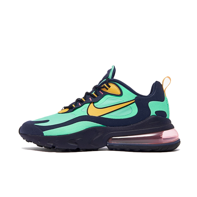 Nike Air Max 270 React 'Black & Green' AO4971-300