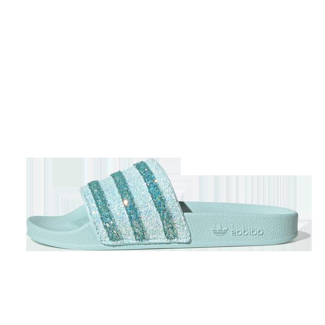 adidas Adilette W 'Frost Mint' EE4807
