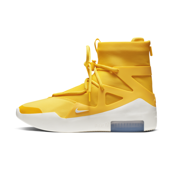 Nike Air Fear of God 1 'Amarillo' zijaanzicht