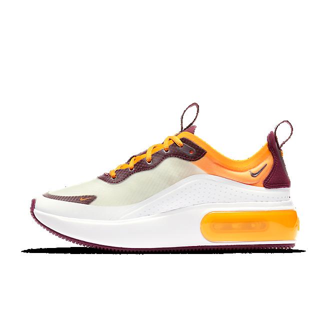 Nike W Air Max Dia Se White/ Bordeaux-Orange Peel