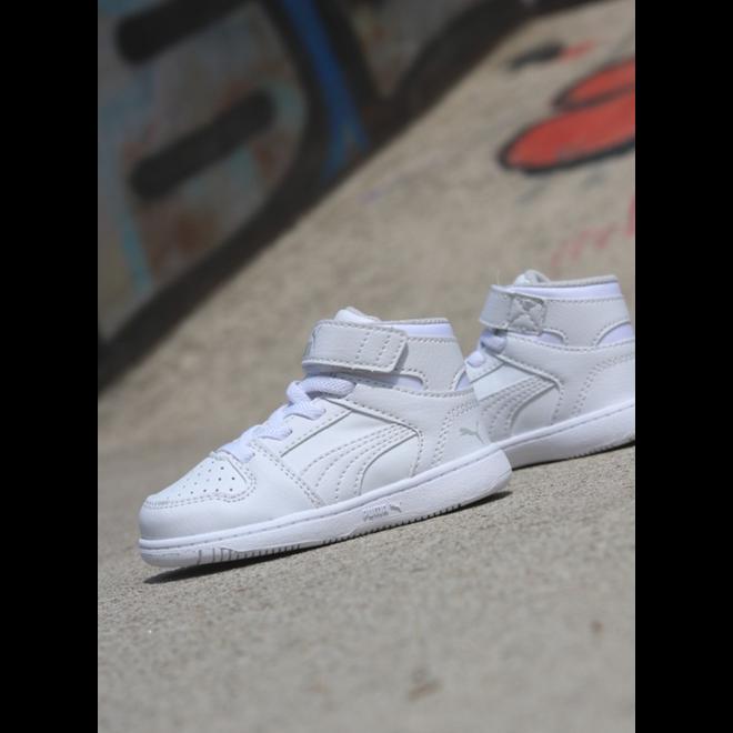 Puma Rebound lay-up white/white TS