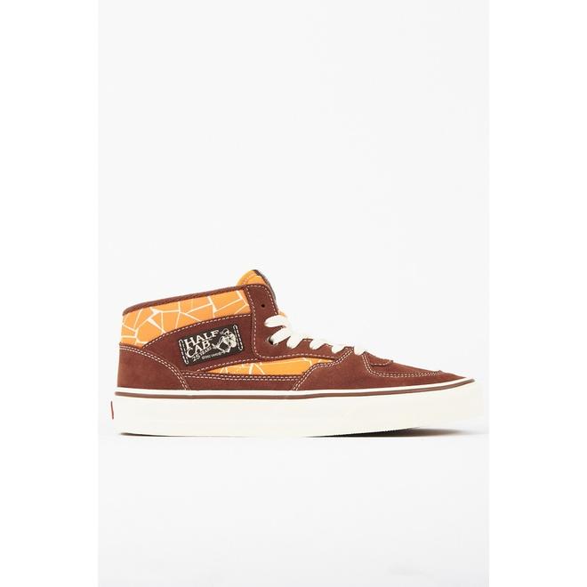 Vans Half Cab Trap Brown/Orange