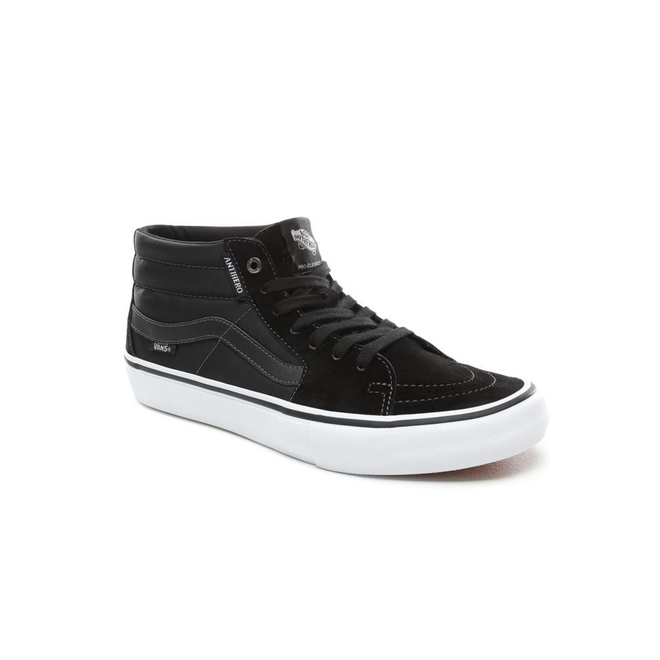 Vans x Anti Hero Sk8-Mid Pro Grosso/Black