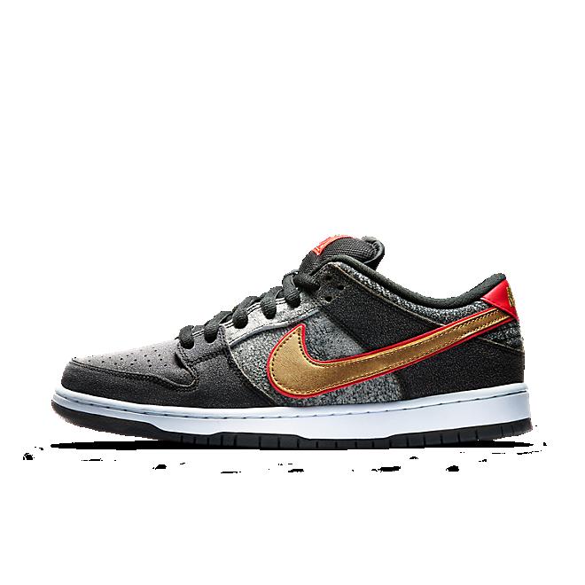 Nike Dunk Low Premium SB zijaanzicht