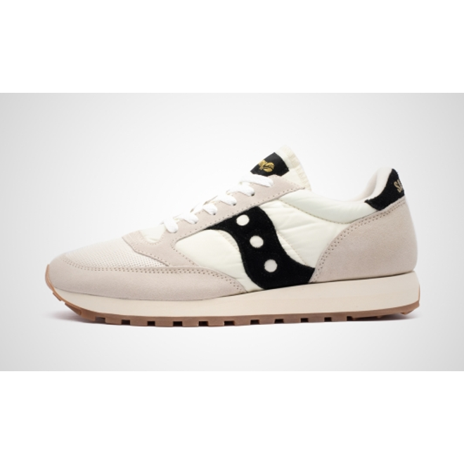 Saucony Jazz Original Vintage White Black | Footshop