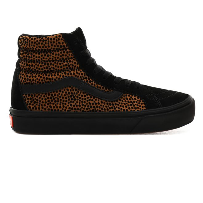 VANS Tiny Cheetah Comfycush Sk8-hi Reissue