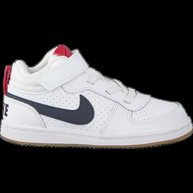 Nike Court Borough Mid (kids) | 870027 107