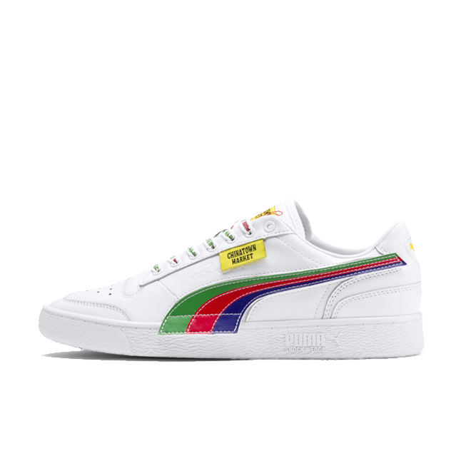 Chinatown Market X Puma Ralph Sampson 'White'