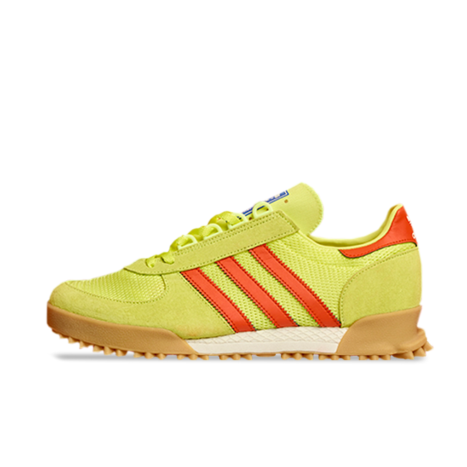 adidas Marathon TR 'Yellow & Red' - Size? Exclusive