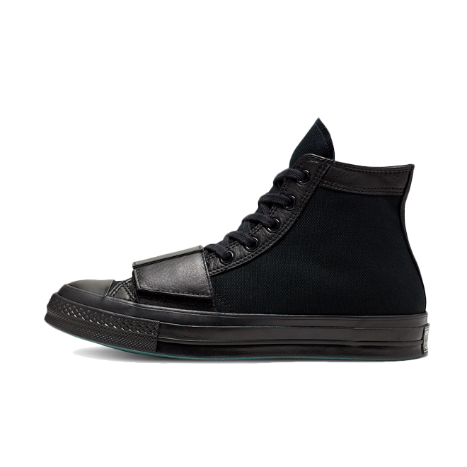 NEIGHBORHOOD X Converse Chuck 70 'Black' zijaanzicht
