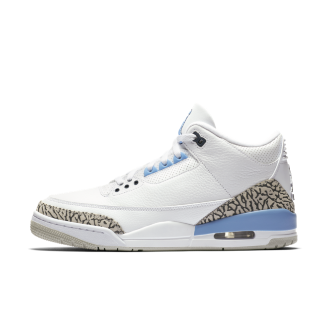 Air Jordan 3 Retro 'UNC' CT8532-104
