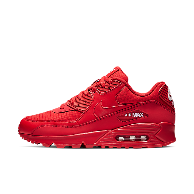 Nike Air Max 90 Essential University Red/ White