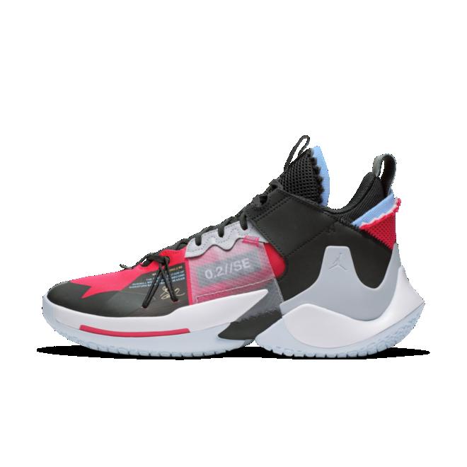 Air Jordan Why Not Zer0.2 zijaanzicht
