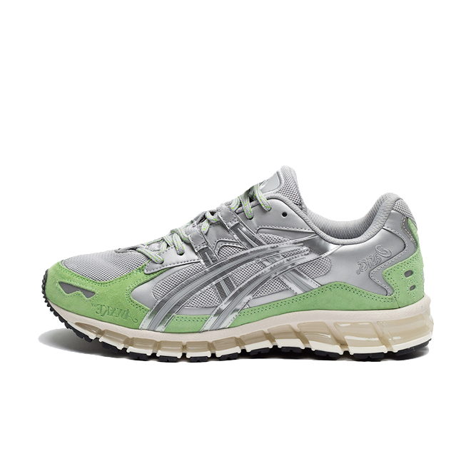 Awake x ASICS Tiger Gel-Kayano 5 360 'Silver/Green'