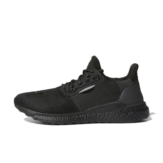 Pharrell X adidas Solar Hu Glide 'Core Black'