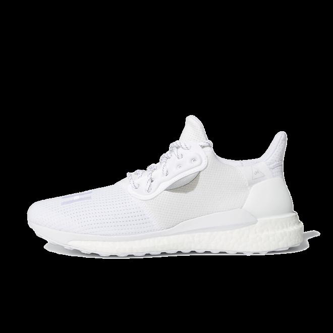 Pharrell X adidas Solar Hu Glide 'White'