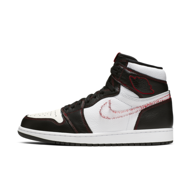 Air Jordan 1 Defiant Couture 'Stitch Swoosh'