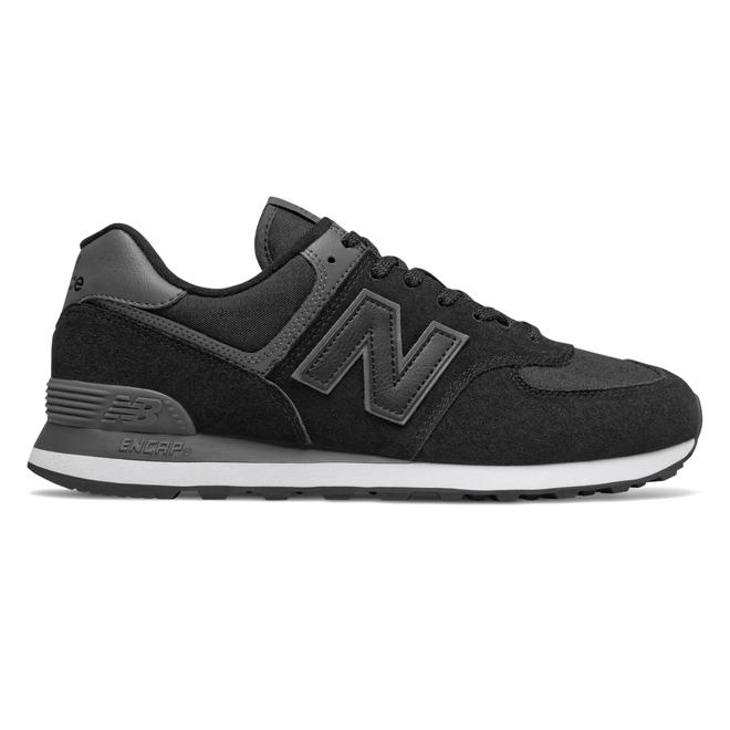 New Balance 574 Black/ Black
