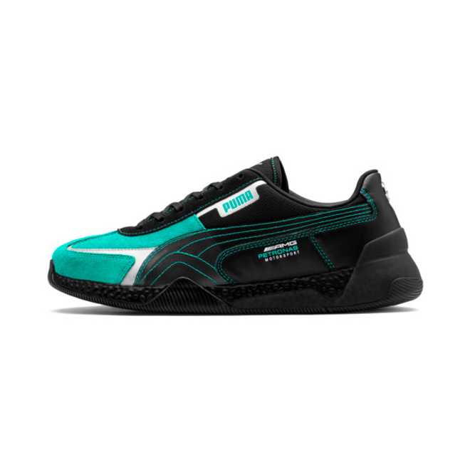 Puma Mercedes Amg Petronas Motorsport Speed Hybrid Mens Sneakers