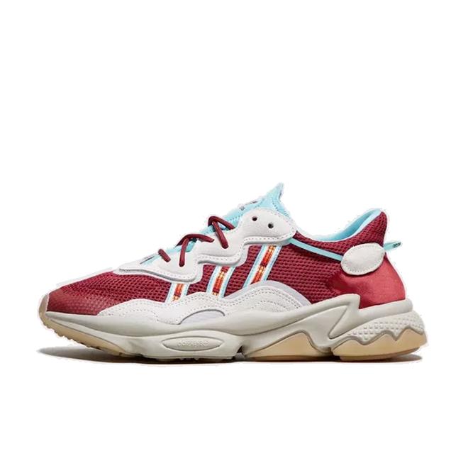 adidas Ozweego 'Maroon' - Size? Exclusive | EG4570