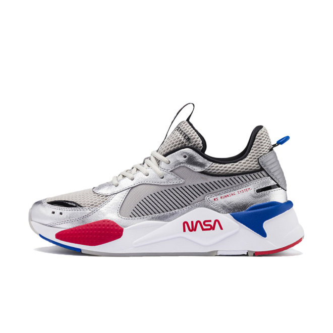NASA X Puma RS-X 'Silver' | 372511-01 | Sneakerjagers