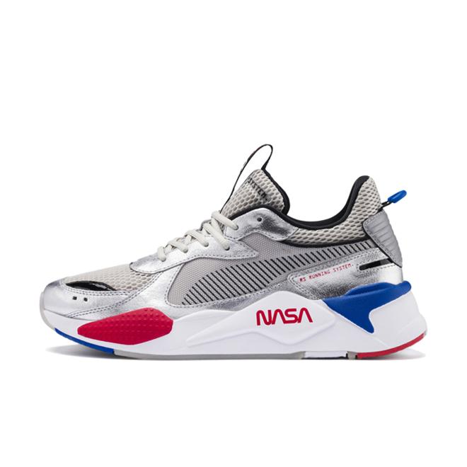 NASA X Puma RS-X 'Silver'