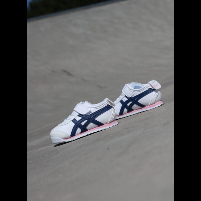 Asics Mexico 66 white/pink/blue TS