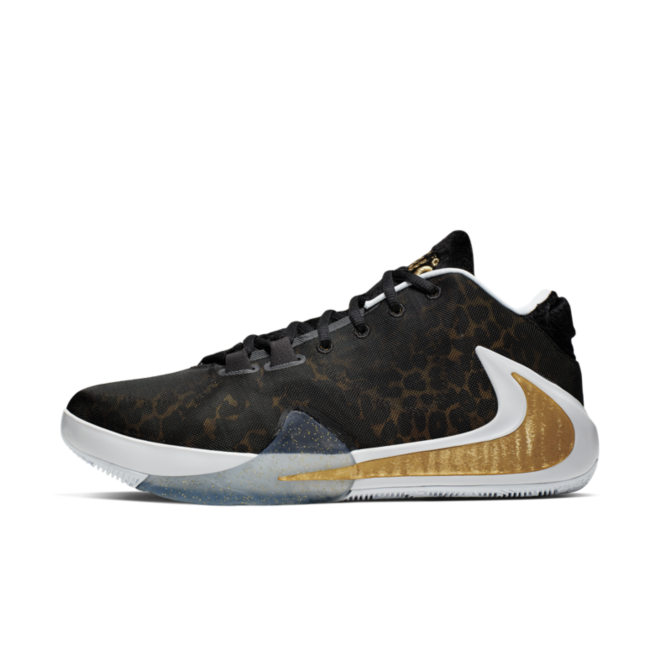 Nike Zoom Freak 1 'Coming to America' zijaanzicht
