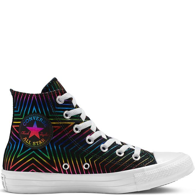 Chuck Taylor All Star Exploding Star High Top