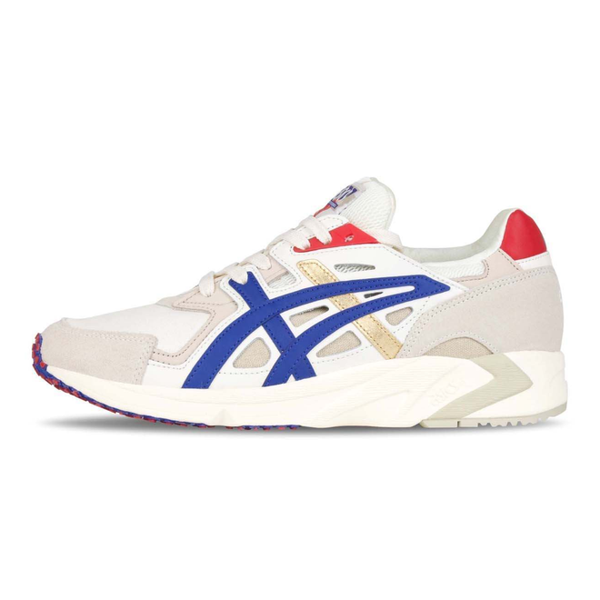 Asics x Carnival Muay Thai Gel-DS Trainer OG Cream / Asics Blue