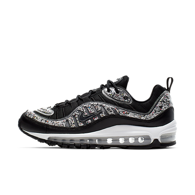Nike W Air Max 98 LX Black/ Black-White