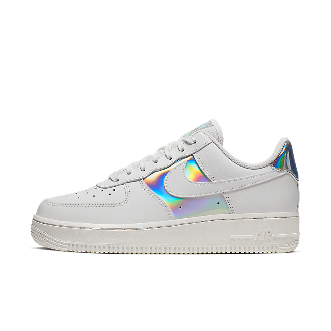 Nike Air Force 1 Low 'Iridescent Silver'