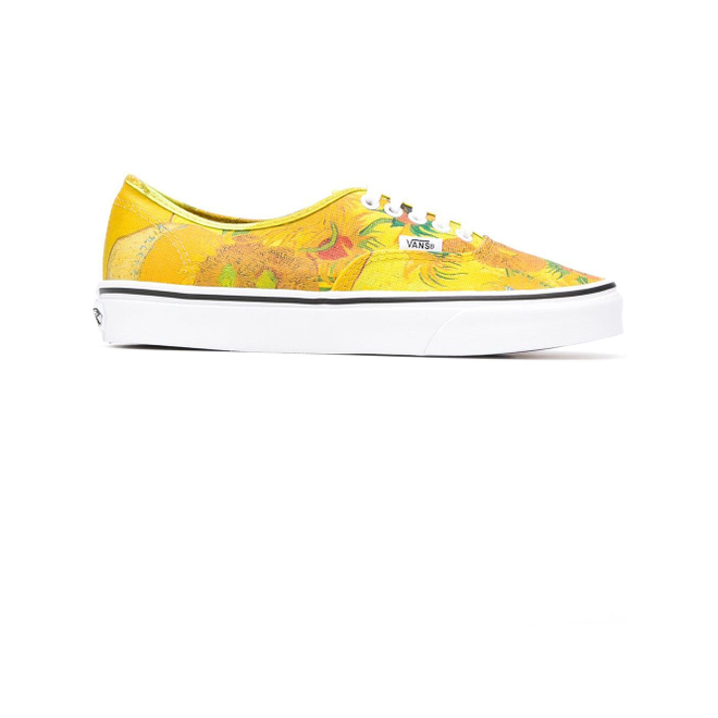 Vans printed Van Gogh Sunflowers